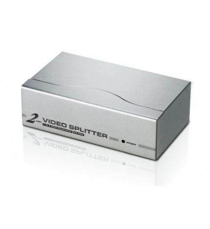 Splitter VGA , 2 porturi, 1 intrare - 2 iesiri, ATEN, VS92A-A7-G
