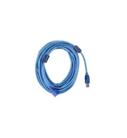 Prelungitor USB tata - USB mama Ecranat 10 m