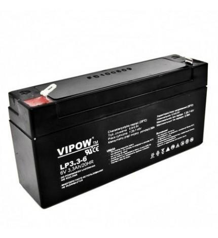 Acumulator stationar Vipow 6V 3.3Ah