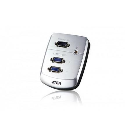 Splitter VGA, Aten, 1 intrare - 2 iesiri, VS82-AT-G