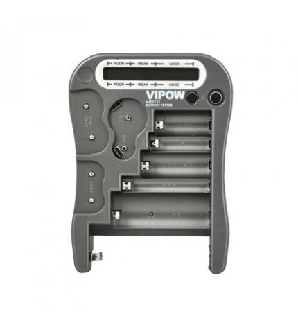 Tester baterii Vipow KT333CE
