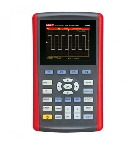 Osciloscop Uni-T UTD1025CL, 25Mhz
