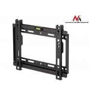 Suport TV de perete, ultra slim, universal, LCD / LED, fix, 17 - 37 inch, Negru, MACLEAN MC-698