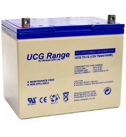 Acumulator stationar cu gel 12V 75Ah Ultracell