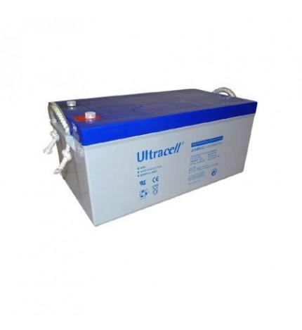 Acumulator VRLA Ultracell cu GEL 12V, 250Ah UCG250-12