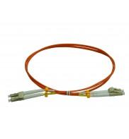Patchcord FO LC/PC-LC/PC MM OM2 50/125 manta LSZH 2.0mm duplex 1 m
