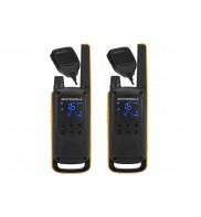 Walkie Talkie Motorola Talkabout TLKR T82 Extreme RSM cu microfon,  set 2 bucati