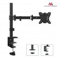 Suport de birou pentru monitor, brat reglabil, 13 - 27 inch, Negru