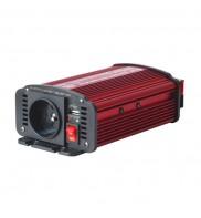 Invertor auto, tensiune 12V-230V, putere 300W, port USB, Geti