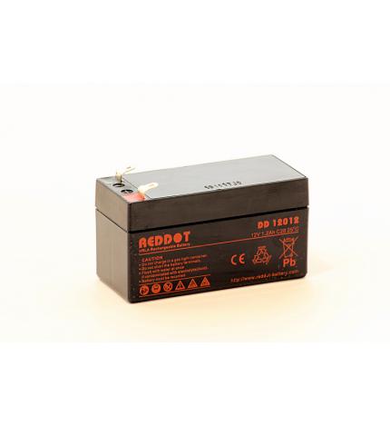 Acumulator stationar 12V 1.2Ah Reddot