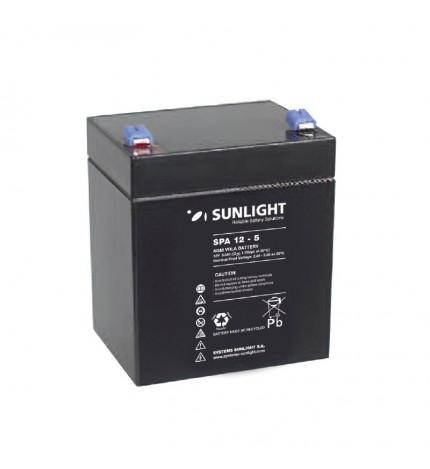 Acumulator stationar 12V 5Ah Sunlight