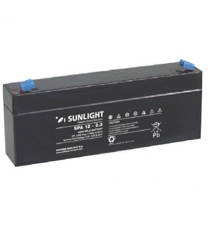 Acumulator stationar 12V 2.3Ah Sunlight