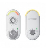 Baby Monitor Motorola MBP8, Wireless, Alb