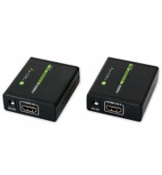 Extender HDMI / prelungitor HDMI, pana la 60 m, prin cablu cat. 5e/6/6A/7, Full HD