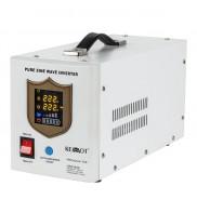 UPS pentru centrale termice 700W PRO Sinus KEMOT alb