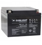 Acumulator stationar 12V 26Ah Sunlight