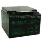Acumulator stationar 12V 28Ah BB