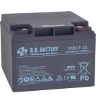 Acumulator stationar 12V 33Ah BB High Rate/UPS