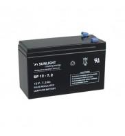 Acumulator stationar 12V 7.2Ah Sunlight