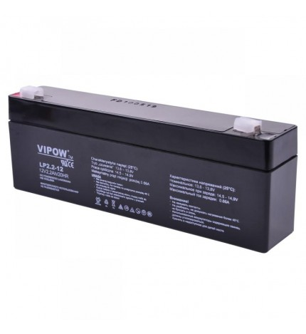 Acumulator stationar Vipow 12V 2.2Ah