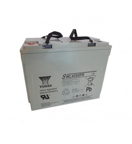Acumulator stationar, plumb acid sigilat, VRLA, Industrial, High Rate - Long Life, 12V 150Ah, SWL4250FR, Yuasa