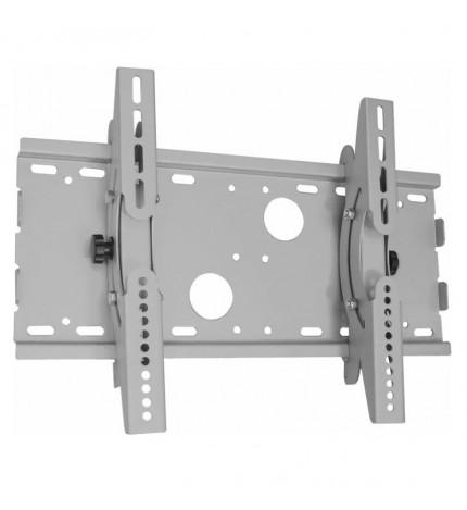 Suport TV Cabletech universal UCH0040S argintiu reglabil 32-55 inch