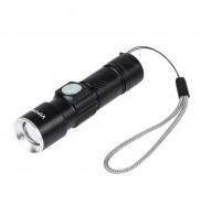 Lanterna aluminiu LED Vipow 3W, 3.7V, 350 mAh, URZ0914