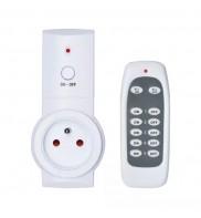 Priza wireless cu telecomanda, Geti 1+1 (3680W/16A)