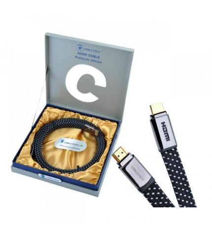 Cablu HDMI-HDMI Cabletech 1.8M Platinum Edition KPO3830