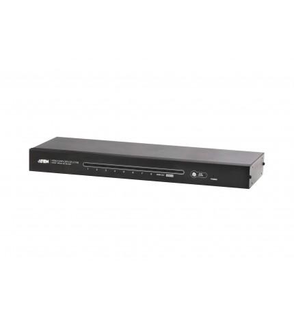 Splitter HDMI 8 porturi Aten prin cablu UTP Cat 5e VS1808T-AT-G