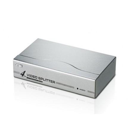 Splitter Multiplicator VGA 4 porturi 350Mhz, ATEN VS94A-A7-G