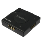 Switch HDMI, 3 intrari HDMI, 1 iesire HDMI, LOGILINK HD0006