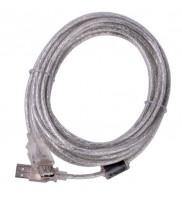 Cablu prelungitor USB tata - USB mama 2.0 Ecranat 5 m KPO3866-5