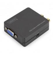 Convertor activ VGA+Audio - HDMI, Digitus DS-40130-1