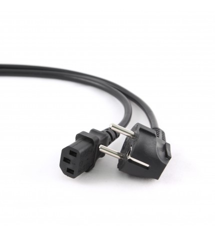 Cablu alimentare calculator 1.8 m Gembird , PC-186, calitate deosebita