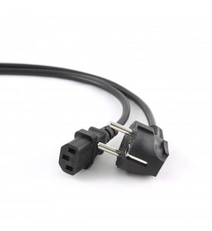 Cablu de alimentare calculator 5 m Gembird PC-186-VDE-5M