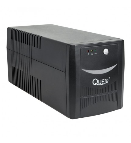 UPS Micropower 1000 (1000VA/600W) Quer negru KOM0553