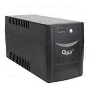 UPS Micropower 1500 (1500VA/900W) Quer negru KOM0554