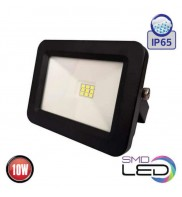Proiector LED, 10W, 6400K, 800Lm, IP65, Horoz, ASLAN-10