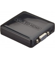 Convertor VGA + audio la HDMI, FULL HD 1080p, PremiumCord, khcon-34