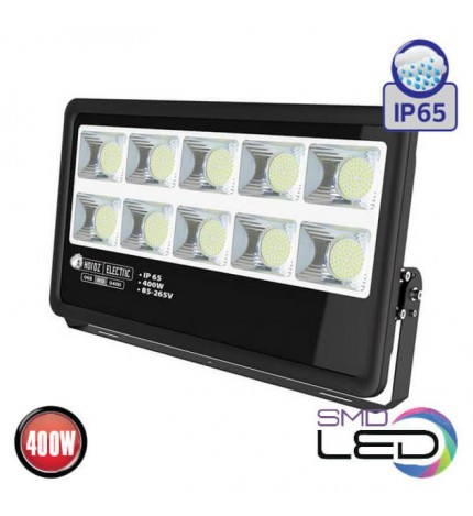 Proiector LED, 400W, 6400K, 34000Lm, IP65, Horoz, LION-400