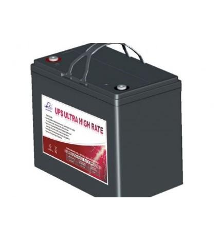 Acumulator stationar, Leoch, 12V 55Ah, VRLA, Ultra High Rate, pentru UPS-uri de centrala