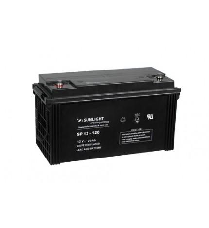 Acumulator stationar 12V 120Ah Sunlight