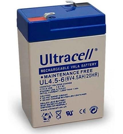 Acumulator stationar 6V 4.5Ah Ultracell