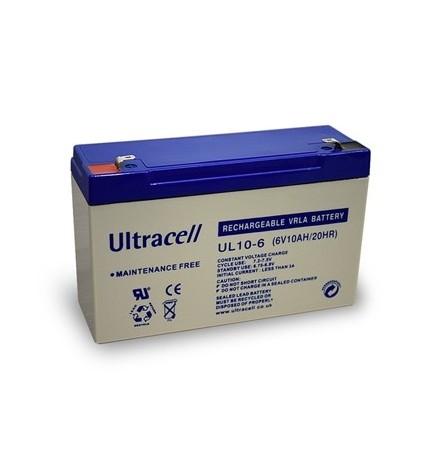 Acumulator stationar 6V 10Ah Ultracell