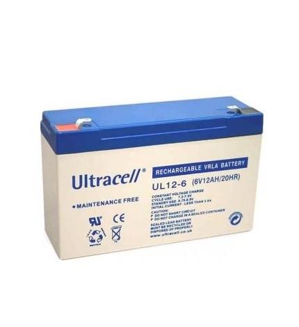 Acumulator stationar 6V 12Ah Ultracell