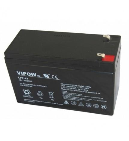 Acumulator stationar Vipow 12V 7Ah