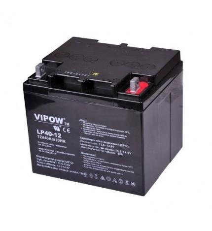 Acumulator stationar Vipow 12V 40Ah