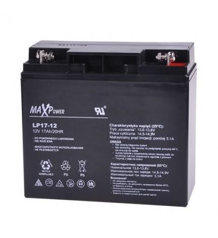 Acumulator stationar MaxPower 12V 17Ah