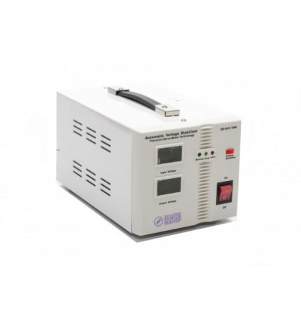 Stabilizator de tensiune cu servomotor Braun Group ES-SVC 1000VA